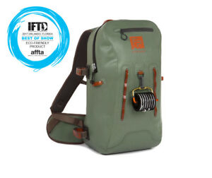 NEW FISHPOND THUNDERHEAD SUBMERSIBLE BACKPACK fly fishing waterproof gear bag