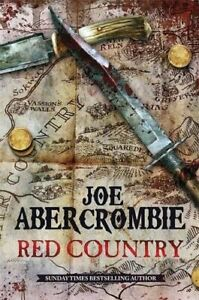 Red Country First Law World 3 by Abercrombie Joe Book The Fast Free Shipping