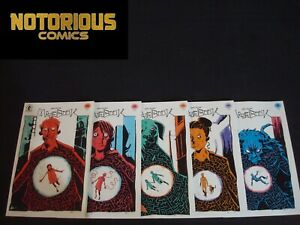 Young Justice 1 2 3 4 5 6 Complete Comic Lot Run Set Bendis DC Collection