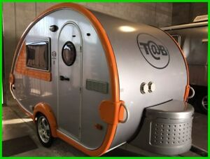 2007 Dutchmen TAB Q Teardrop Camping Trailer Tiny House little guy nucamp
