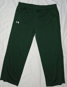 NEW! UNDER ARMOUR Loose Fit Casual Sweatpants Mens 3X 3XL XXXL Green NWT!