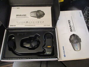 Polaris Sena SMH10 Bluetooth Stereo Headset & Intercom for Motorcycle 2878915