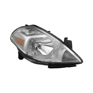 For Nissan Versa 07-12 NI2503165 Passenger Side Replacement Headlight Brand New