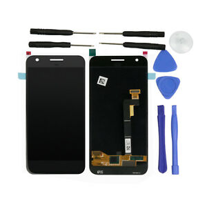 LCD Touch Screen + Digitizer Assembly Replacement For Google Pixel 5.0