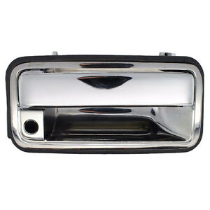 Door Handle Exterior Chrome Plated Metal Right RH for Chevy GMC C K Suburban $21.53