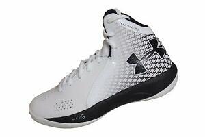NEW Women Under Armour Micro G Torch Basketball Shoes Size 5 -1256436-100