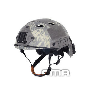 FMA FAST Tactical Protective ABS Helmet PJ for Airsoft Paintball Wargame L Size