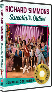 Richard Simmons: Sweatin#x27; to the Oldies: The Complete Collection 30th