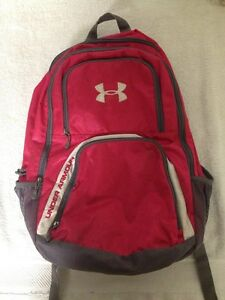 UNDER ARMOUR Women's Backpack Pink And White