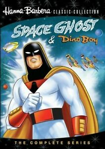 Space Ghost Dino Boy: The Complete Series New DVD 3 Pack $20.85