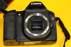 Canon EOS 50D MP SLR Digital Camera Body only DS126211