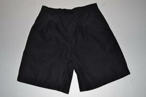 GREG NORMAN GOLF BLACK DRY FIT SHORTS MENS SIZE 32 $22.00