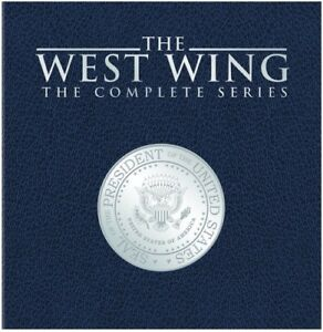 The West Wing: The Complete Series New DVD Boxed Set Gift Set Repa $89.98