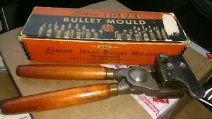 Ideal Lyman 452460 45 Caliber 200 gr Double Cavity Bullet Mold Handle