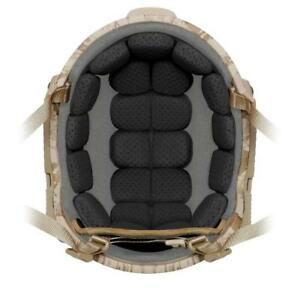 DLP Tactical Impax Superior Helmet Pad Set for MICH  OPS-Core  Crye AirFrame
