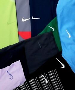 Lot of 10 Nike Dri-Fit Fit-Dry Mens Polo Shirts XL Short Sleeve