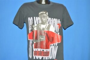 vintage 90s NIKE SPIKE LEE DO YOU KNOW ? MARS BLACKMON AIR JORDAN t-shirt S