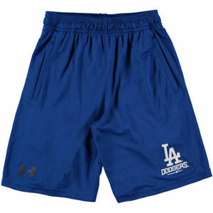 Los Angeles Dodgers Under Armour Youth Uar Intimidator Short Bottoms