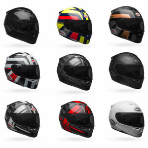BELL RS-2 Street Race Motorcycle Helmet Empire Tactical 3 Colors