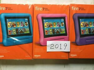 Brand New AMAZON Fire 7 Kids Edition Tablet 7