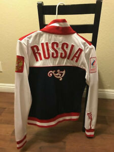 Bosco Sport Russia Olympics women's tracksuit and shirt new without tags medium