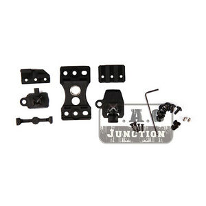 Tactical Modular Helmet Accessory Mount ARC Rail Adapter Kit for Ops Core Helme