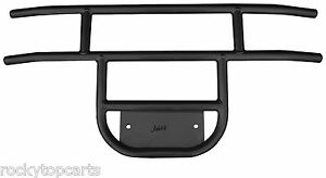 Jake's Black Club Car Golf Cart Brush Guard Fits 1981 and Up DS Models