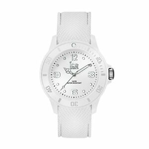 Ice Watch ICE sixty nine White Women's wristwatch with silicon strap 01457