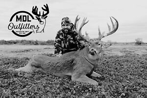 SOUTHERN IOWA WHITETAIL DEER HUNTS - MDL OUTFITTERS
