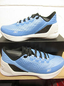 Under Armour UA Curry 3 Low Mens Basketball Trainers 1286376 475 Sneakers Shoes