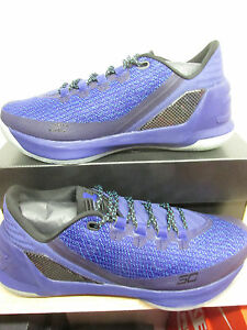 Under Armour UA Curry 3 Low Mens Basketball Trainers 1286376 540 Sneakers Shoes
