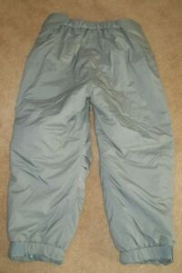 US Military Army Gen III L7 Primaloft ECW PANTS TROUSERS ECWCS S M L XL 2XL NEW