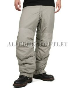 US Military Army Gen III L7 Primaloft PANTS TROUSERS ECWCS Small Med Large EXC