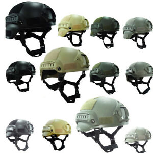 Outdoor CS Shooting Head Protect Gear Mich 2000 20001 2002 Fast Tactical Helmet