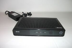 Comcast Xfinity Cable box PR150BNM RNG150N *UNTESTED* Powers Up w Power Cord