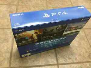 Brand New Sony Playstation 4 PS4 Slim 1TB Console - Jet Black
