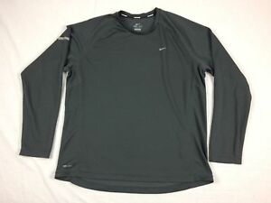 NEW Nike - Gray Dri-Fit Polo Shirt (Multiple Sizes)