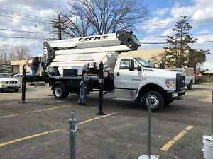 Ford F-650 Boom Lift For Sale - Brand New!!