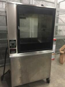 HENNY PENNY SCR-8 Single Stack Electric Rotisserie Chicken Meat Baking Oven