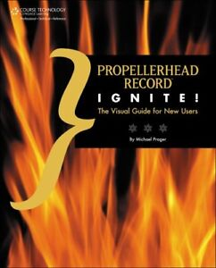 Propellerhead Record Ignite : The Visual Guide for New Users $6.89