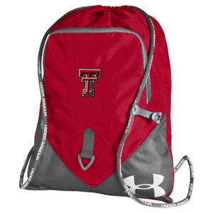 Texas Tech Red Raiders Under Armour Undeniable Sackpack