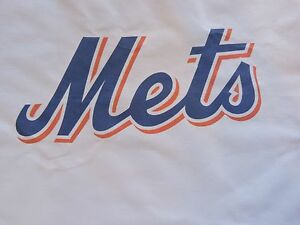 1 NEW YORK METS MLB BASEBALL QUILT BLOCK QUILTING SEWING SQUARE FABRIC MATERIAL $12.99