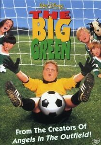 The Big Green New DVD