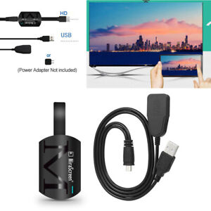 MiraScreen G4 WiFi Display Receiver TV Dongle Miracast DLNA Airplay HD 1080P
