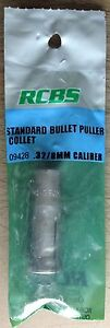 RCBS Collet Bullet Puller COLLET 375 Caliber (.375 Dia.) NEW in RCBS Packaging