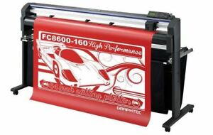 Graphtec Professional FC8600-160 64 Inch Vinyl Cutter & Plotter with 2 Year Warr