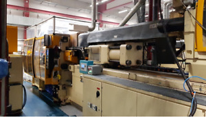 2003 Husky GL 300 P100110 E120 PET Preform Injection Molding system