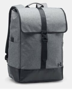 Under Armour Downtown Pack Women's Bag Backpack Stealth Gray New