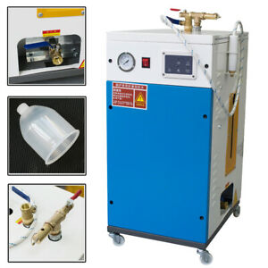 Sale Dental Lab Equipment High Pressure Steam Cleaner following with Alarm 22L