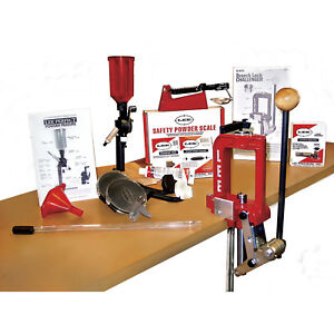 Lee Precision 90050 50th Anniversary Reloading Kit